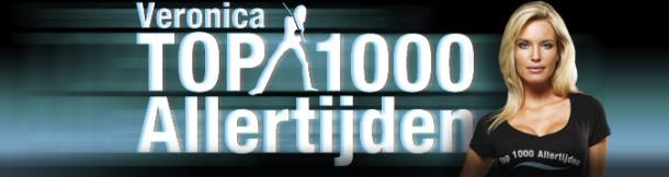 Veronica top 1000 van start