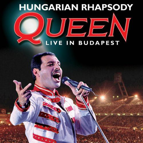Hungarian Rhapsody Live In Budapest 1986