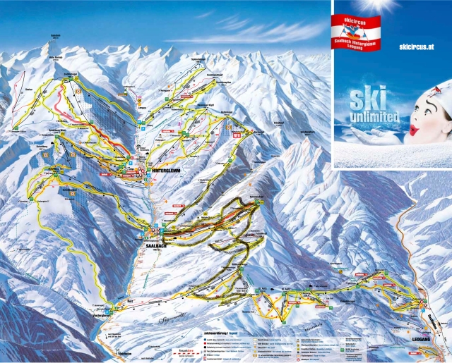 Winterpanorama2012_13 routes