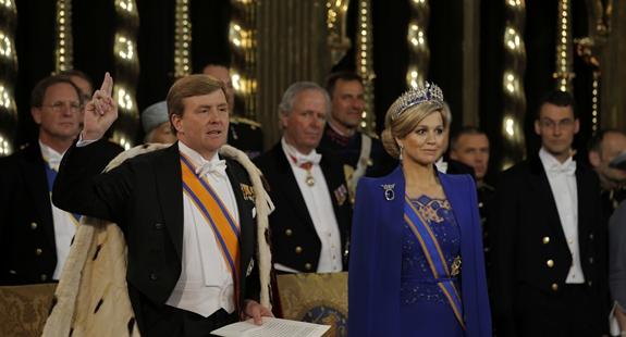 eed Koning Willem Alexander