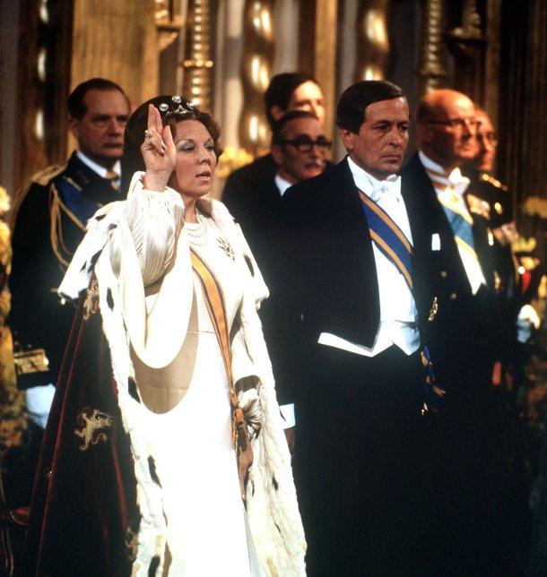 troonwisseling Juliana Beatrix