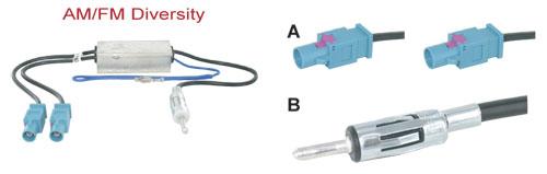 Diversity antenneversterker 2