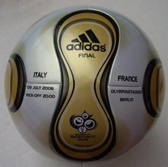 Teamgeist gold 2006 Duitsland