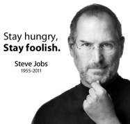 steve jobs stay hungry