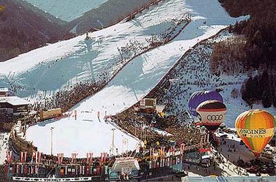Alpine worldcup 1991