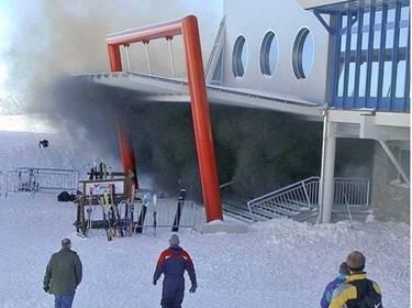 Rook alpinecenter