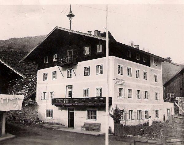 Saalbacherhof 1895