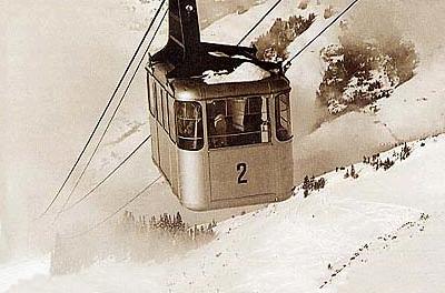 Schattberg gondel 19591960