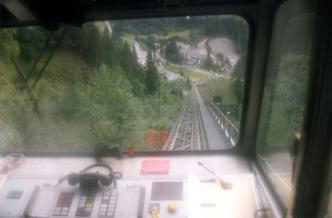 Trein Kaprun 3